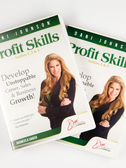 """""""Profit Skills"""" (5 CD)"""