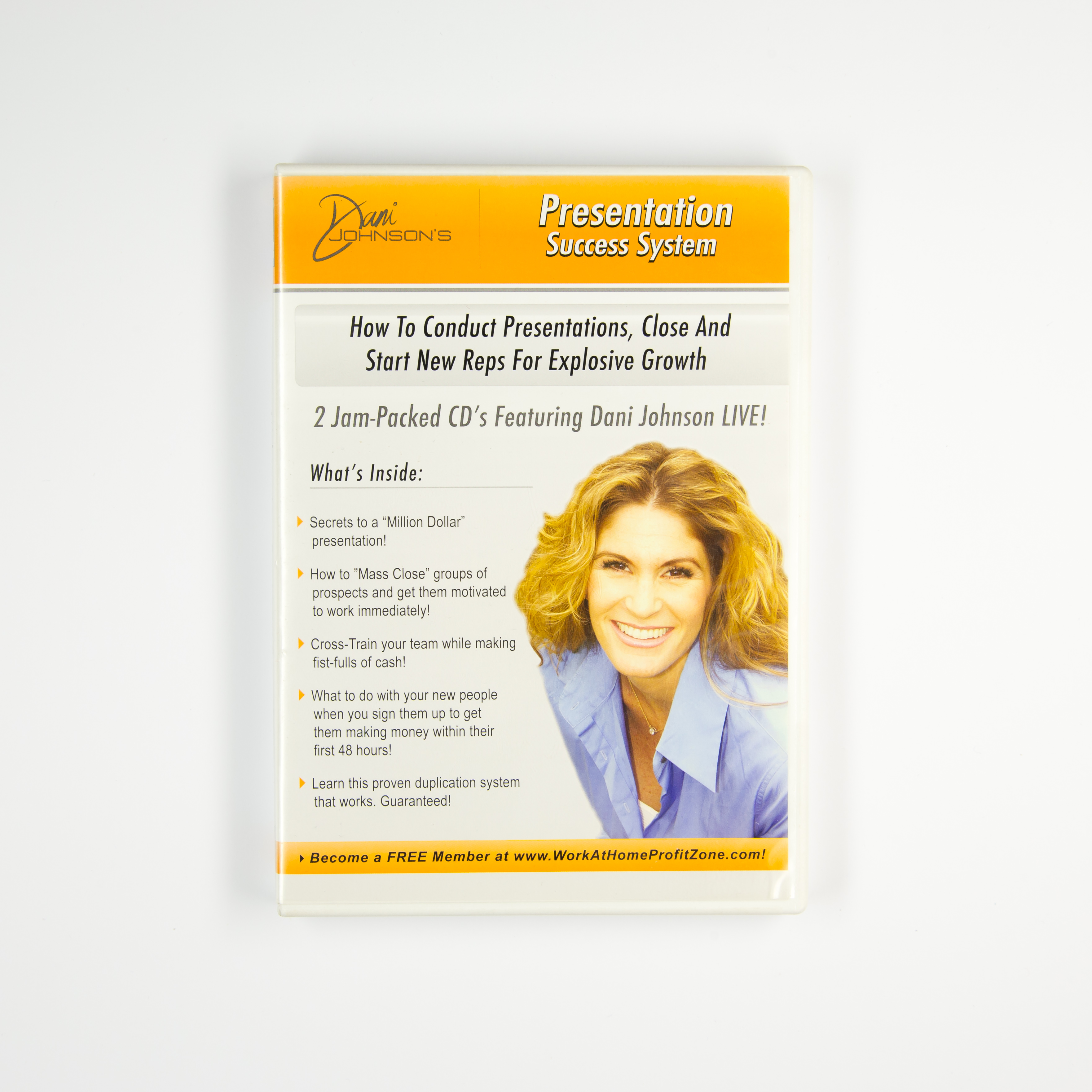 """Presentation Success System"" (2 CD)"