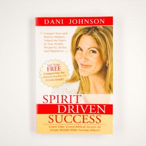 """Grāmata """"Spirit Driven Success"""""""