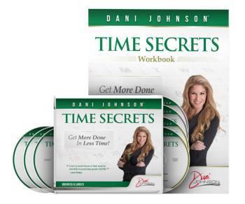 """Time Secrets"" (2 DVD, 3 CD, 2 datu CD, darba burtnīca)"